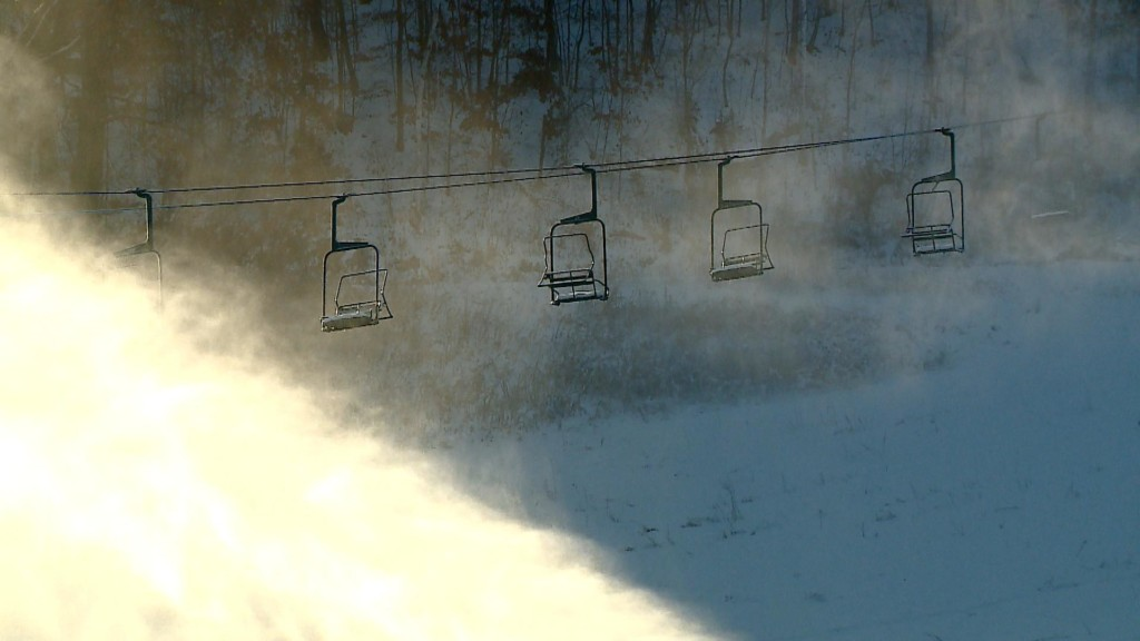 Mt. La Crosse begins snow production, hopes to open by end of November