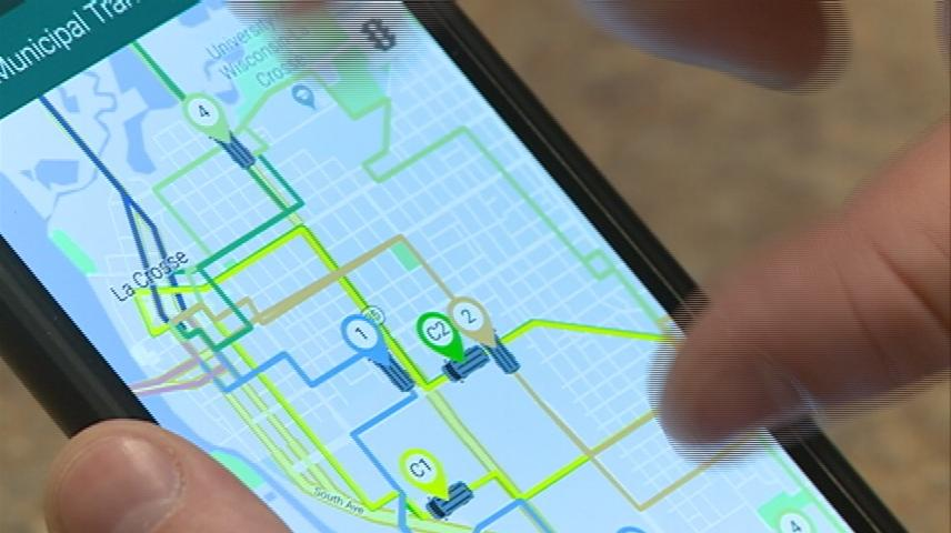 La Crosse's MTU launches real-time tracking app