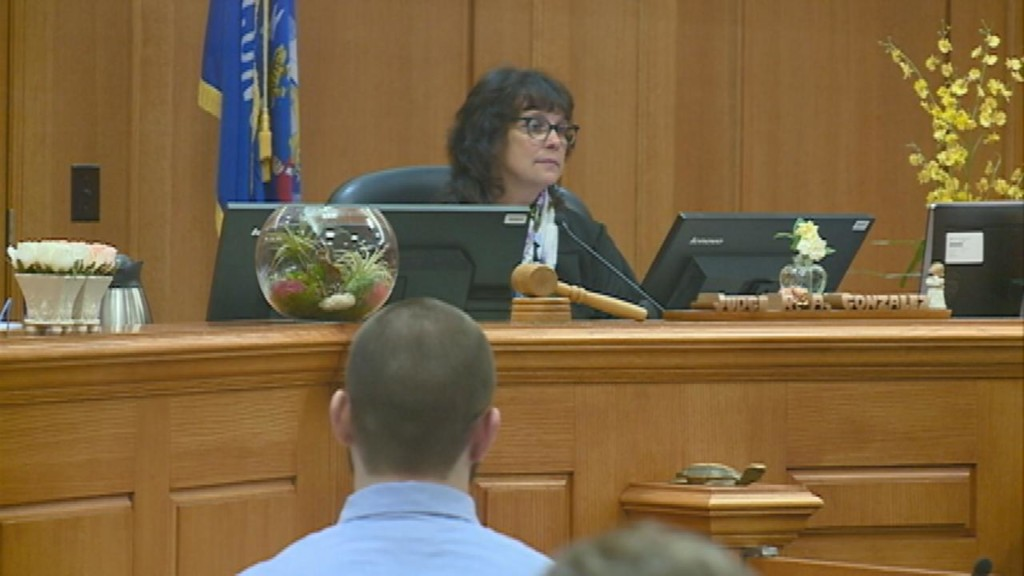 Bangor woman speaks out as her attacker is sentenced