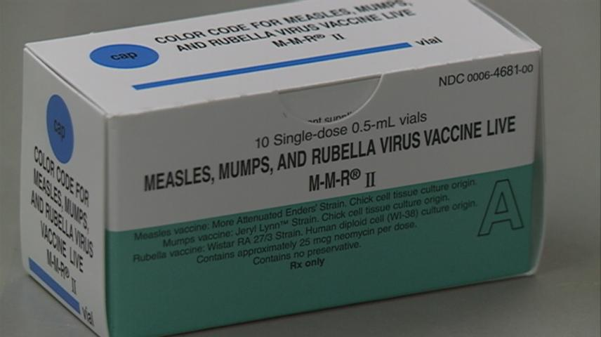 Doctors encourage vaccination following mumps case in Wisconsin