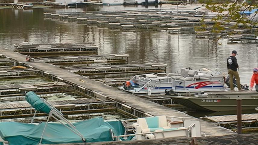 City of La Crosse requiring all boats removed from Municipal Harbor by December 1