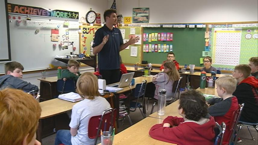 La Crosse students learn water conservation for National Mayors Challenge