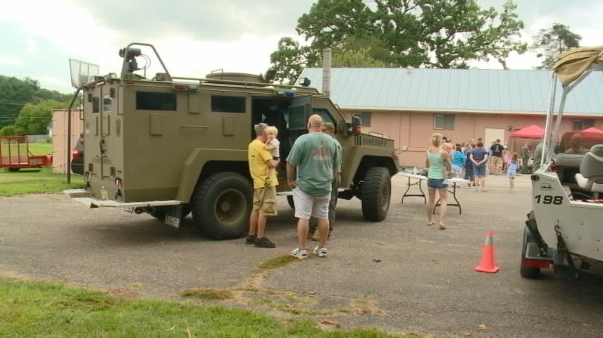 'National Night Out' events planned for several area communities