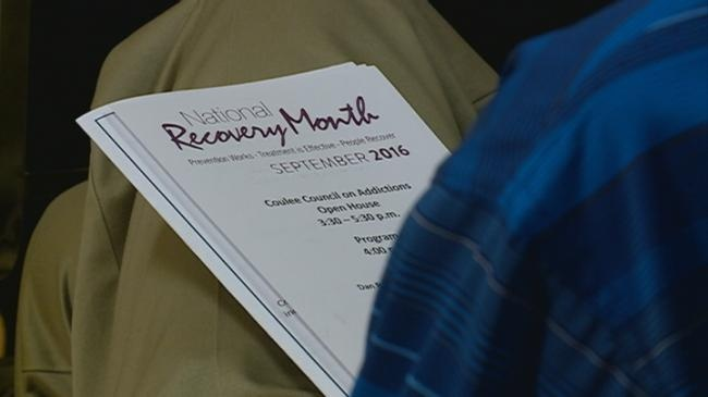 National Recovery Month raises awareness for recovery efforts