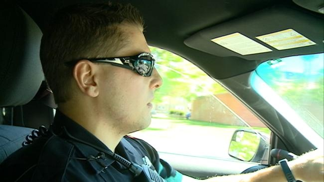 Ride-along with La Crosse Police Department