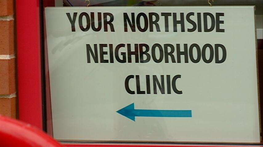 Northside Elementary's clinic opens for students