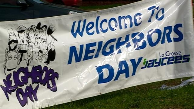 Neighbors Day helps elderly and disabled La Crosse residents