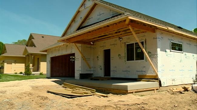 More homes being built already in 2015 than all of 2014