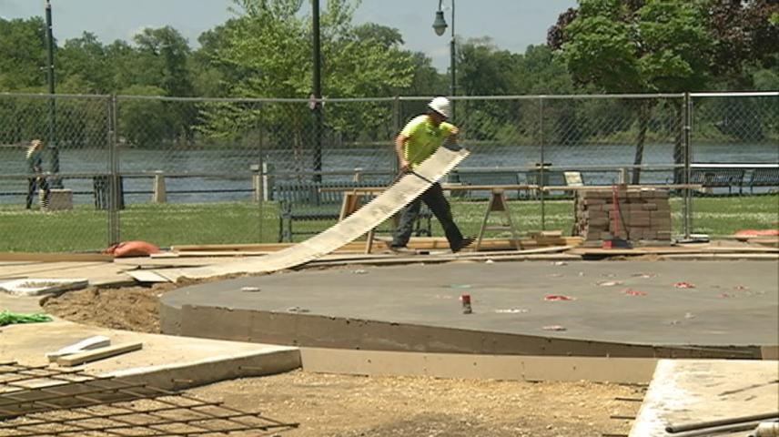 New fountain coming to La Crosse's Riverside Park