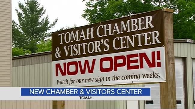New Chamber and Visitors Center opens in Tomah
