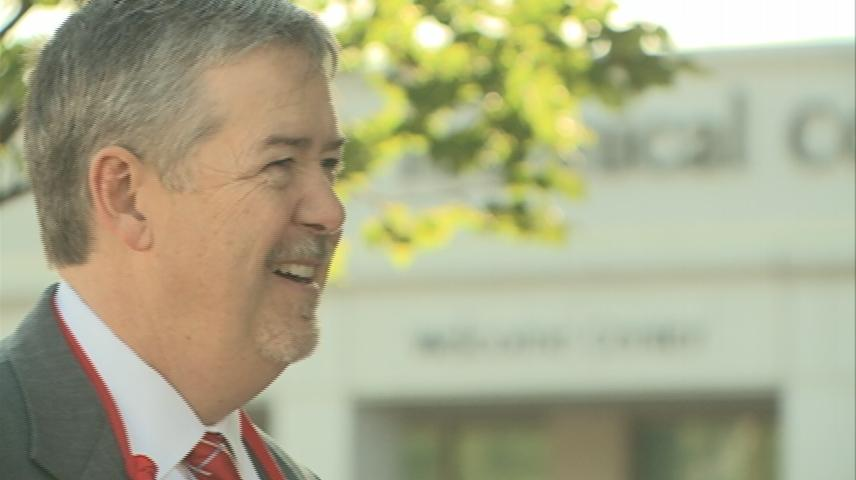 Western Technical College welcomes students back to campus with new president