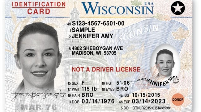 New Wisconsin IDs 'most secure in US'