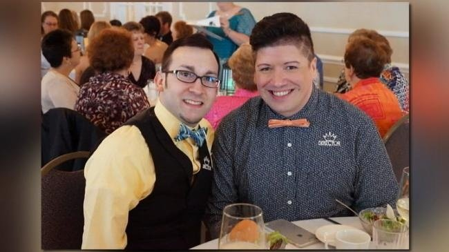 Local couple celebrates Supreme Court ruling with marriage