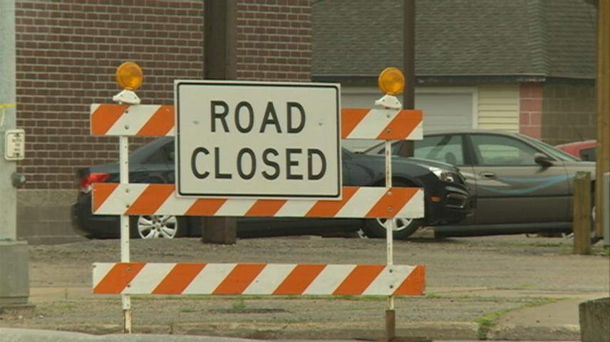 Police warn against making illegal turns in construction