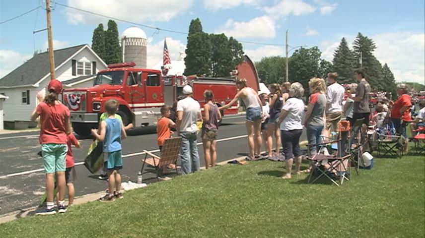 Independence Day parade hosted in Nodine