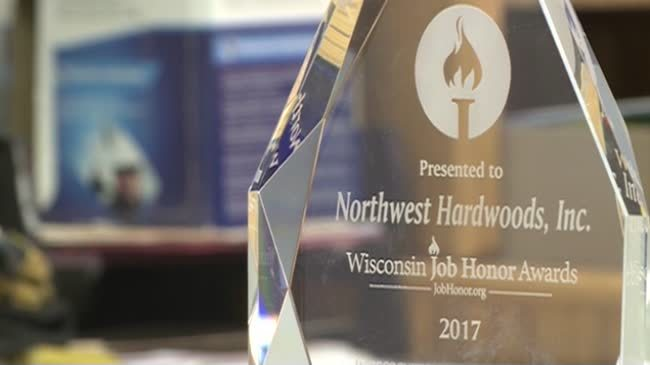 Local company recognized for efforts to hire developmentally disabled