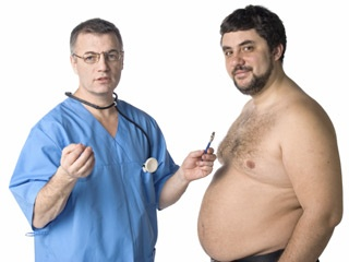 Obese people have less satisfying sex lives