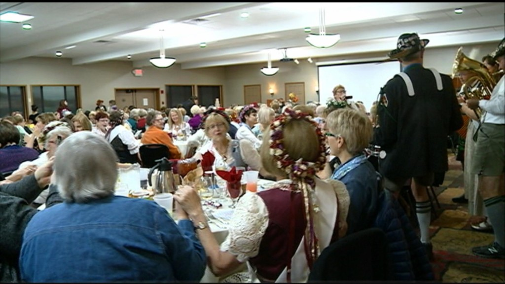 Ladies Day Luncheon coming soon as part of Oktoberfest celebrations