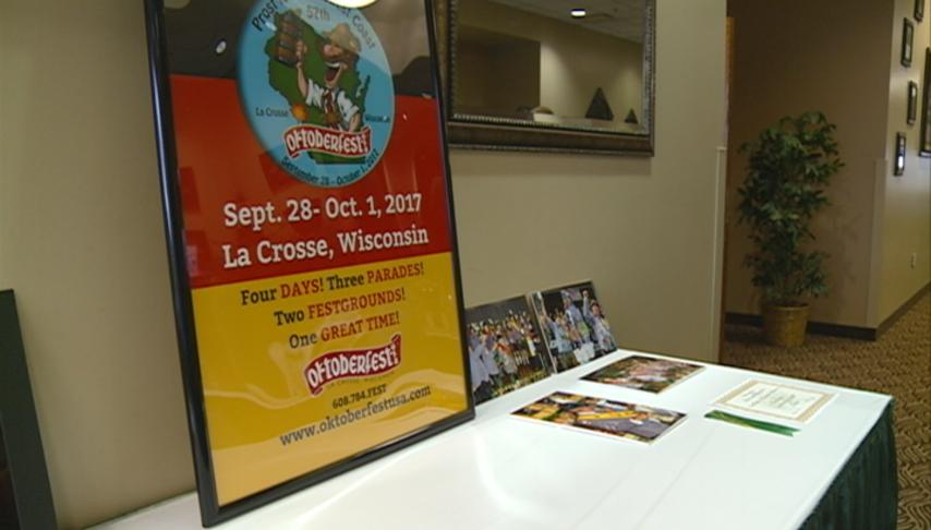 Oktoberfest USA hosts volunteer appreciation event at La Crosse Center