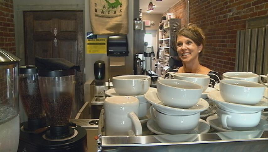 West Salem coffee shop forgoes tips for donations