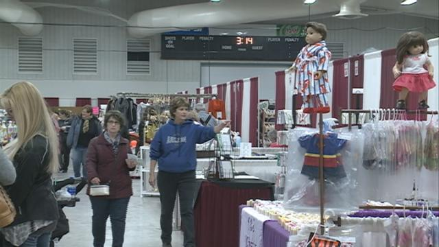 Spring Gift and Craft Show gets Onalaska ready for the season