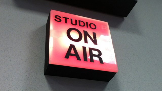 Studio On Air Sign
