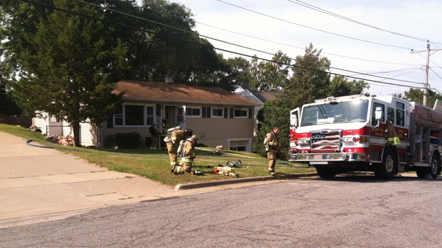 Fire started in kitchen of Onalaska house