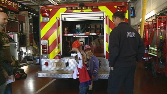 Fire Prevention Week Open House offers a closer look at firefighting
