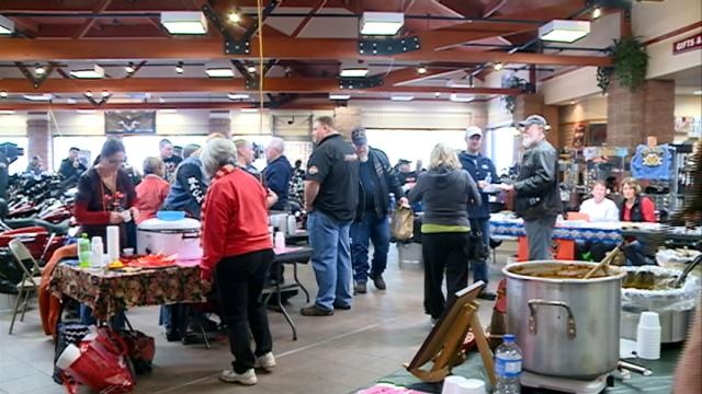 Chili Cook-Off raises money for deployed troops and families