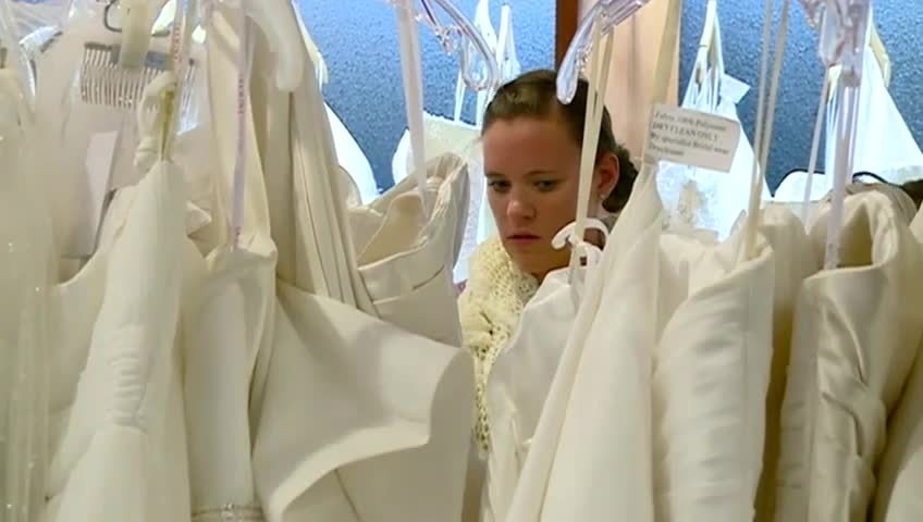Operation Wedding Gown gives wedding dresses to military brides-to-be