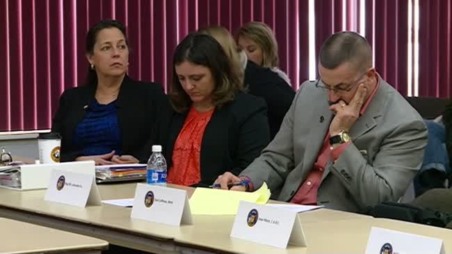 Governor Walker's Opioid Taskforce meets at UW-La Crosse