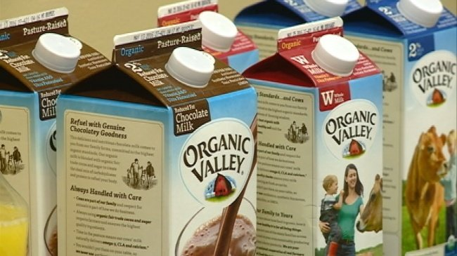 Organic Valley celebrates most profitable year at annual meeting