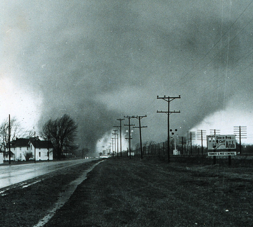 Cities prepare for tornadoes