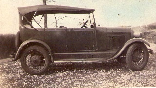 Onalaska man gives up prized 1931 Ford A Coupe
