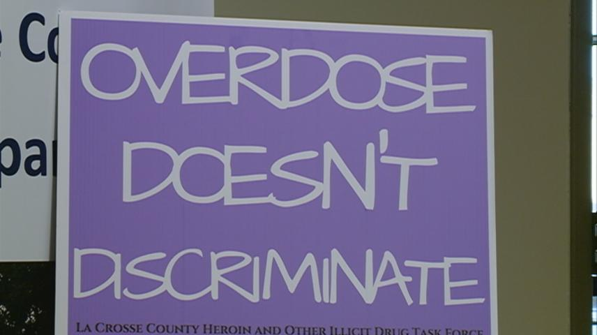 La Crosse County raising awareness for drug overdoses, wants to eliminate stigma of addiction