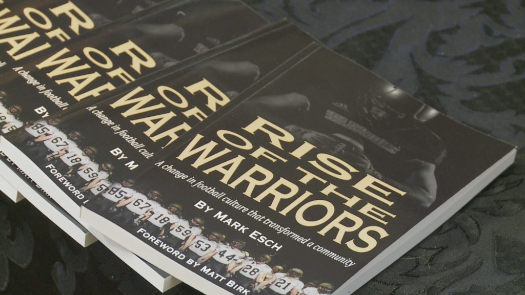New book 'Rise of the Warriors' details how Caledonia football rose to dominance