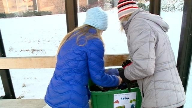 Charitable Stop: Teen gives back to community