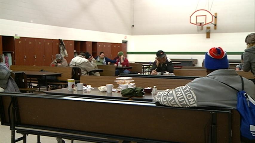 Local shelters could reach maximum capacity