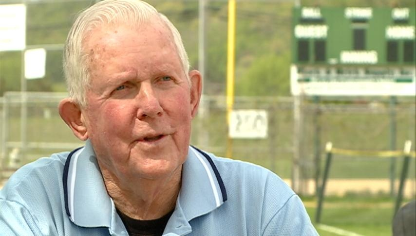 83-year old umpire decides it's time to call it a career