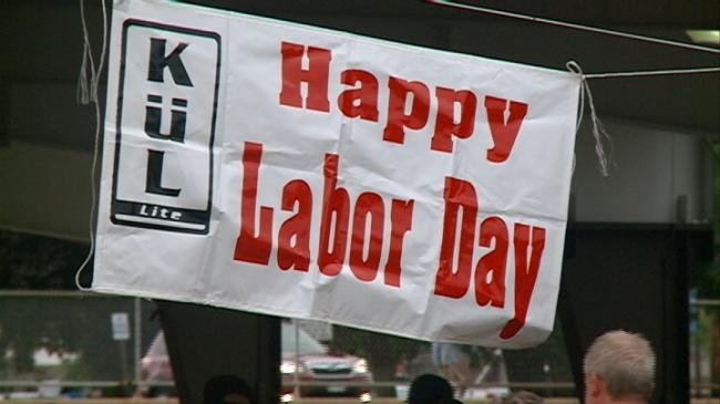 Labor Day spotlights importance of having job