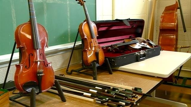 Boys and Girls Club asks for used instruments for fine arts program