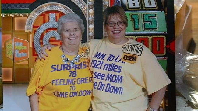 Lewiston woman competes on the 'The Price Is Right'