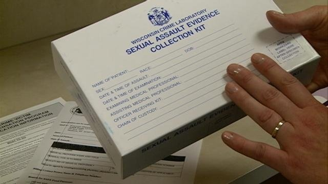 DOJ sex assault kit tests yield more charges