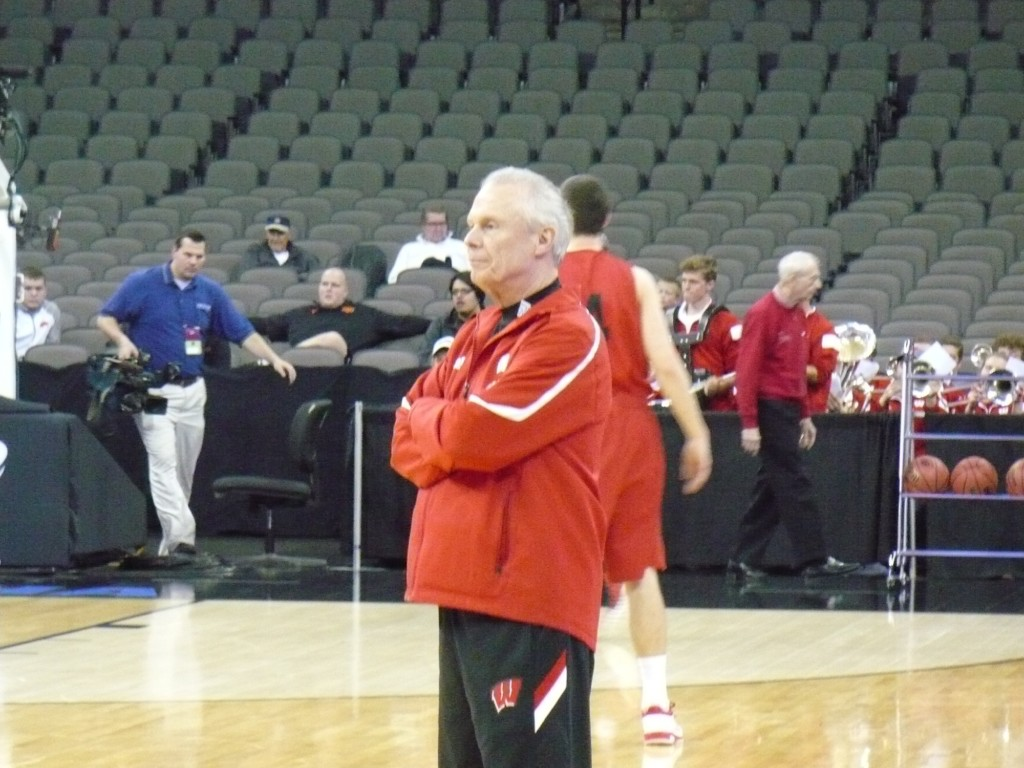 Same hometown, different times for Bo Ryan & Arizona's Hollis-Jefferson