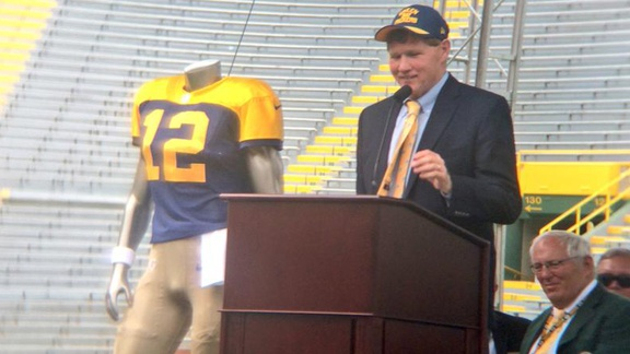 Packers will wear throwback uniforms Oct. 18 against Chargers