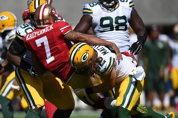 Packers' defense delivers when they needed it