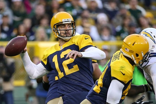 Packers 27, Chargers 20: 6-and-OK