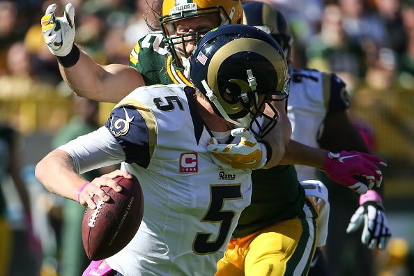 Packers 24, Rams 10: 2-minute drill