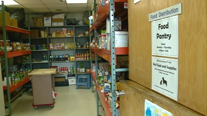 Changes to food share program taking toll on food pantries