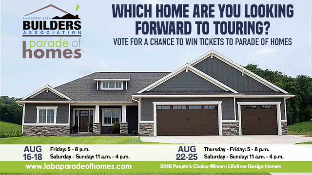 Win tickets to Parade of Homes 2019